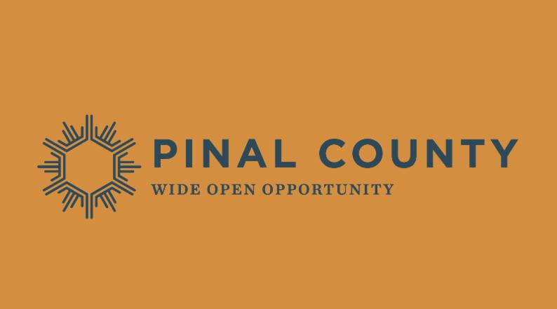 Pinal County Logo (Yellow)