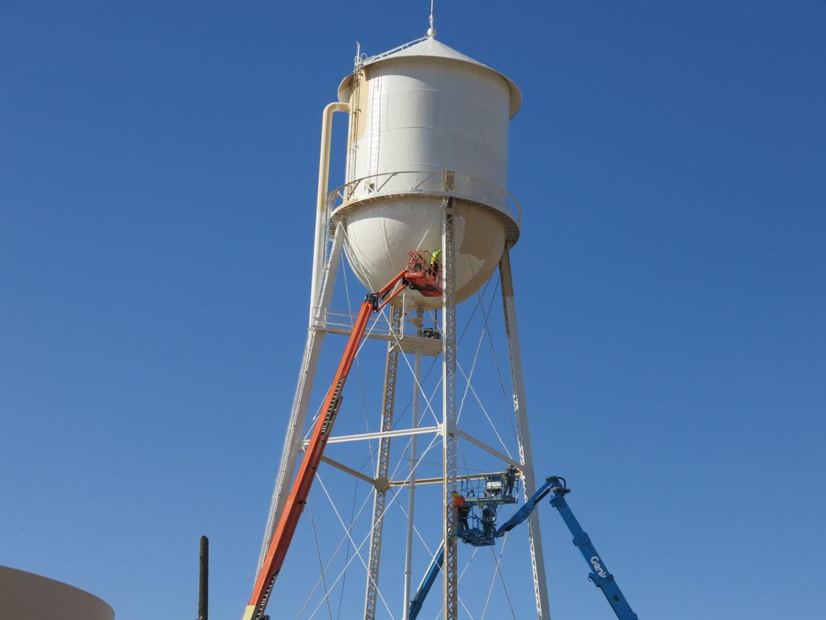 Coolidge Water Tank