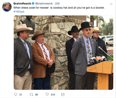 Hats News Conference
