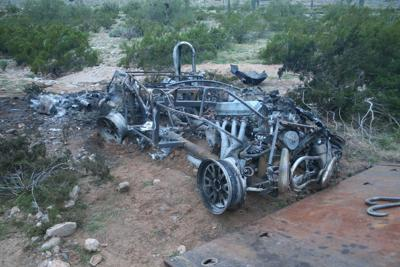 Pinal man on trial for murder in fiery crash that killed
