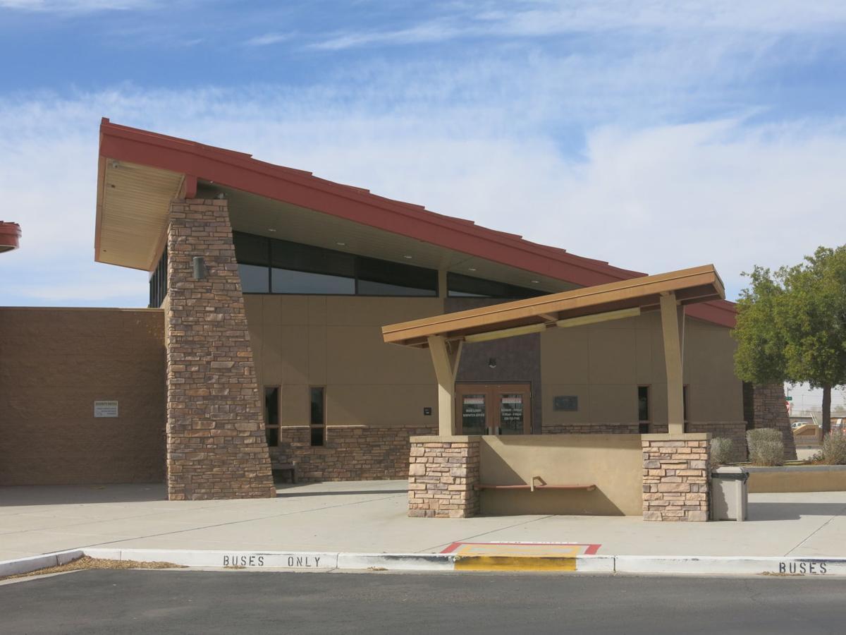 Coolidge Transit Terminal I