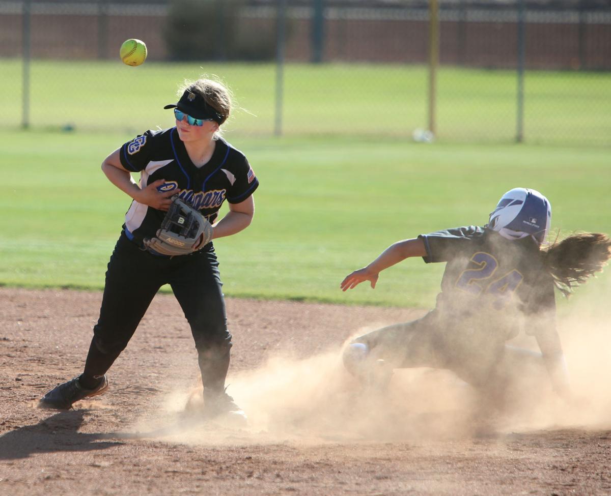 Casa Grande Union vs. Marana softball 4/20/21