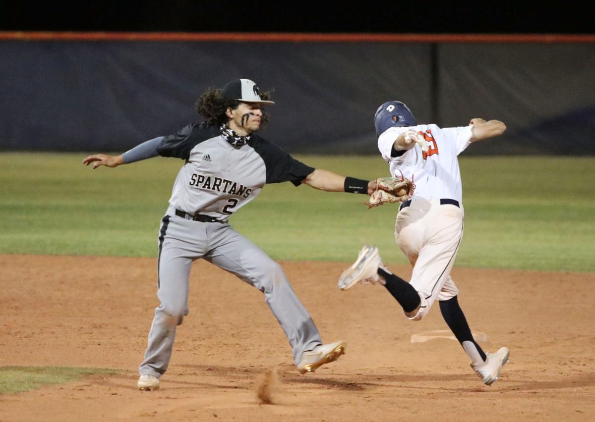 Baseball: Vista Grande @ Poston Butte