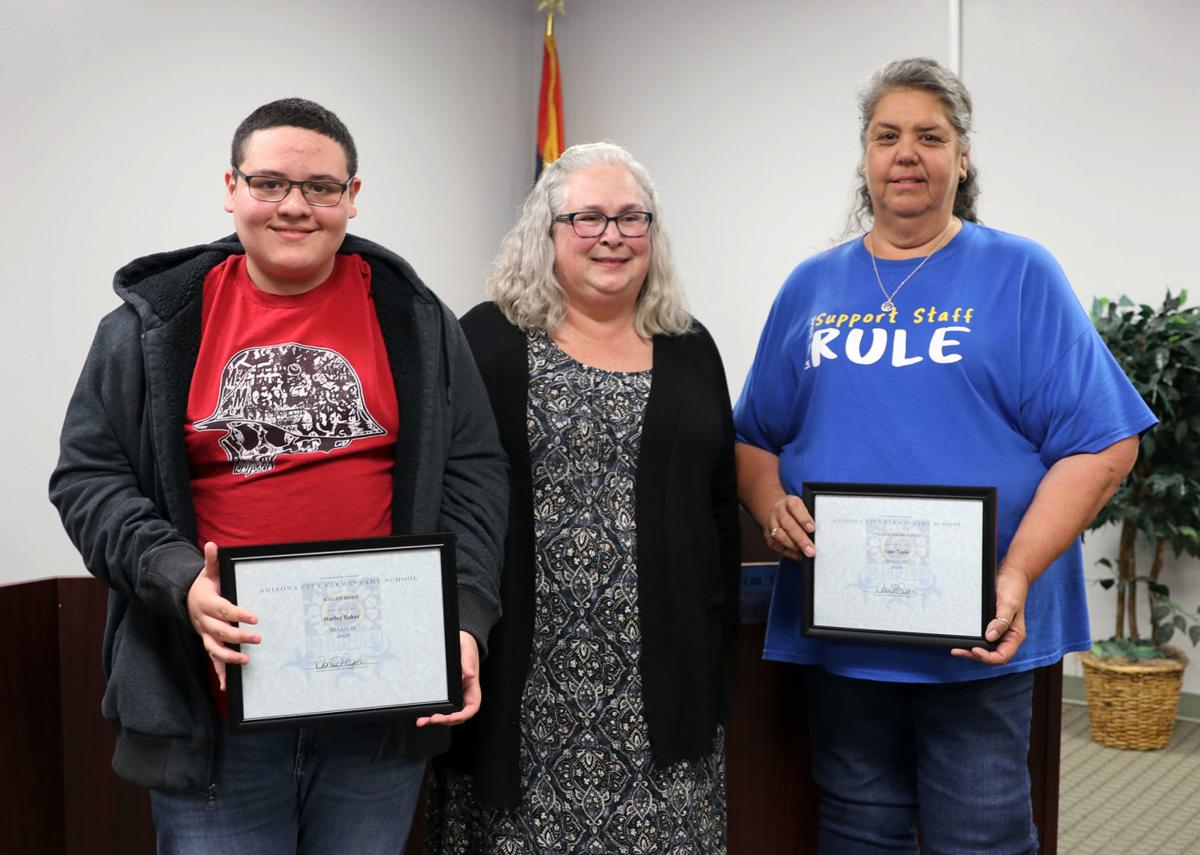 ACES March 2020 recognitions