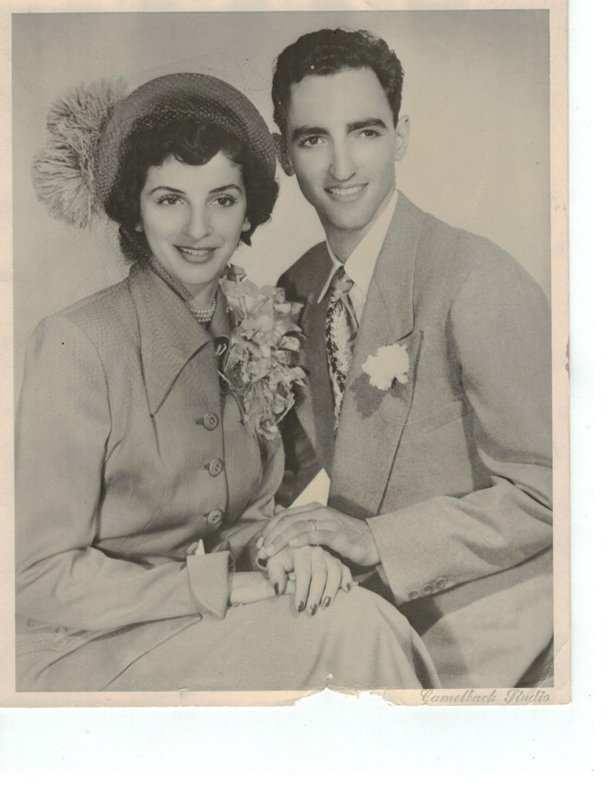 Jim and Dorothy Karam