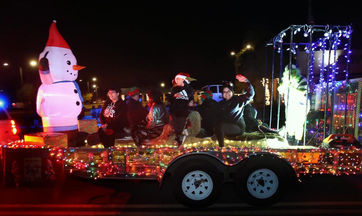 Christmas Light Parade
