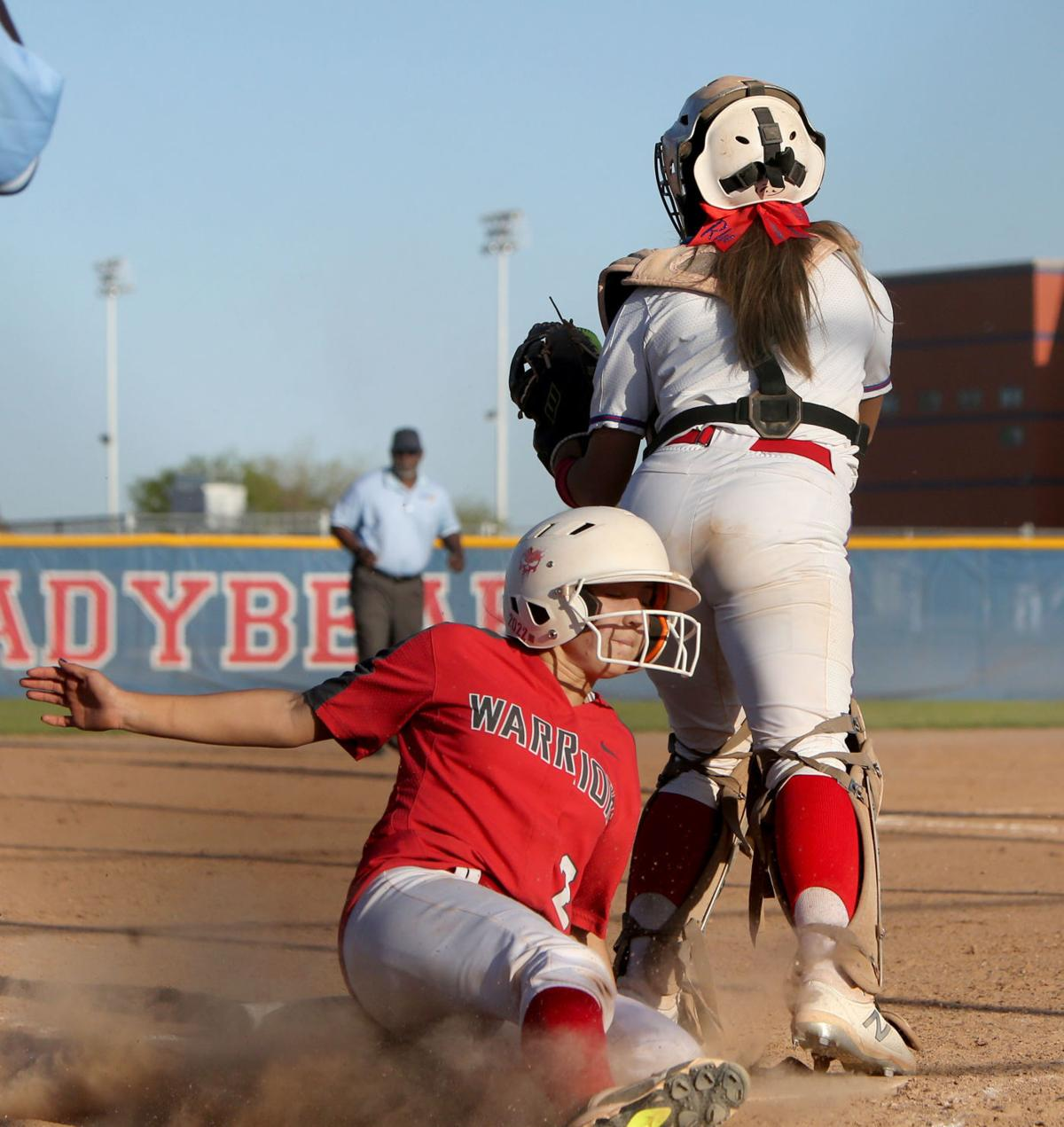 Coolidge vs. ALA Ironwoon softball 3/30/21