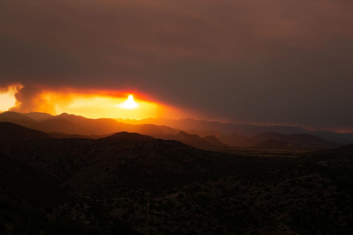 Woodbury Sunset