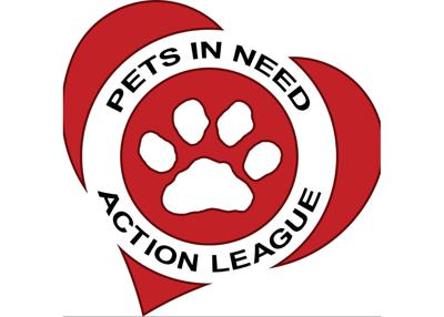 Pets In Need Action League logo
