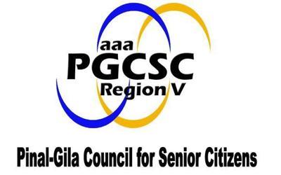 Pinal-Gila Council for Senior Citizens logo