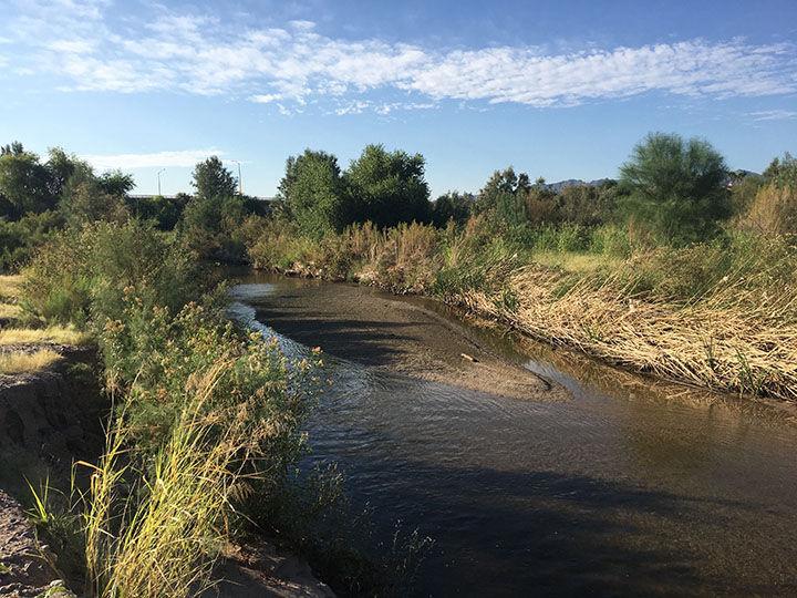 Santa Cruz River in jeopardy if international sewage pipe ruptures again, experts fear