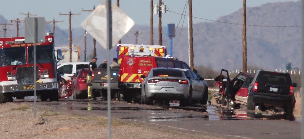 Two killed in head-on collision near Arizona City | News