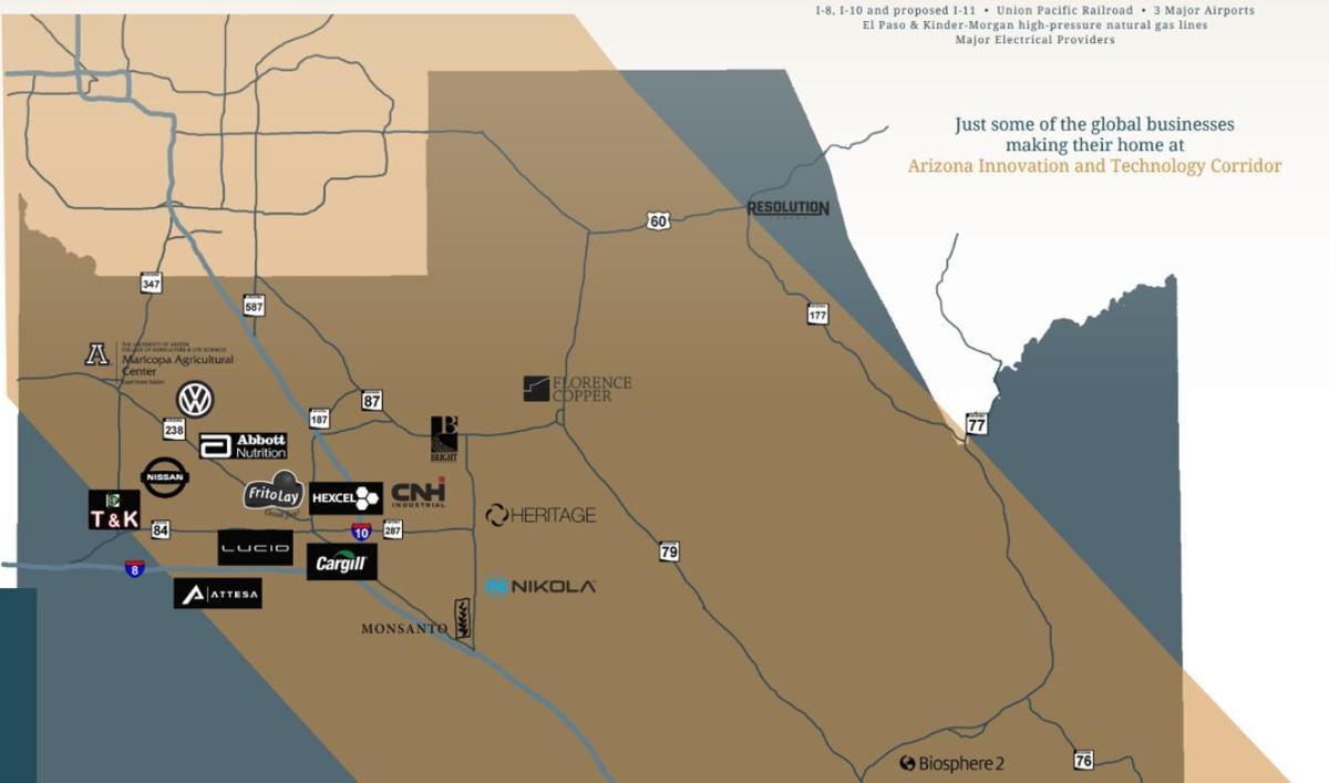 Arizona Innovation Technology Corridor