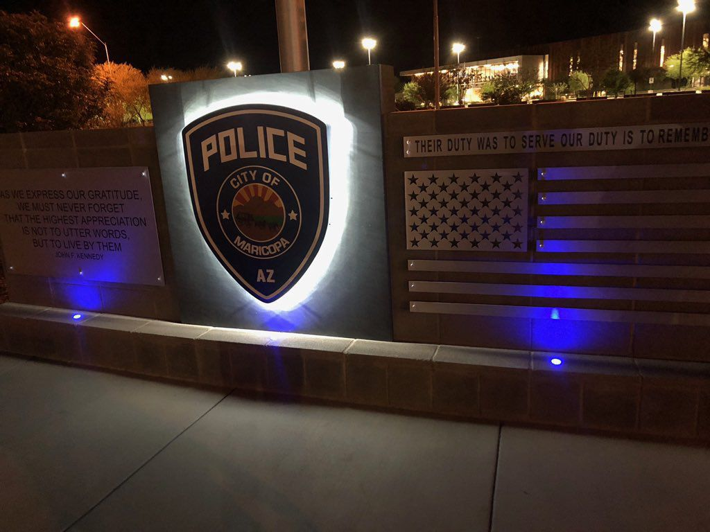 Blue - City of Maricopa Police Department