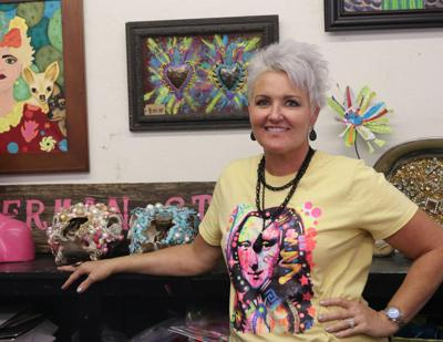 Area artist moves forward in awards competition ...