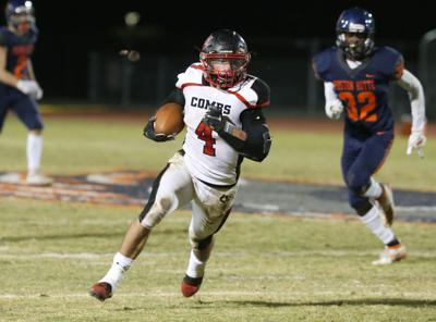 Combs vs. Poston Butte 11/13/20