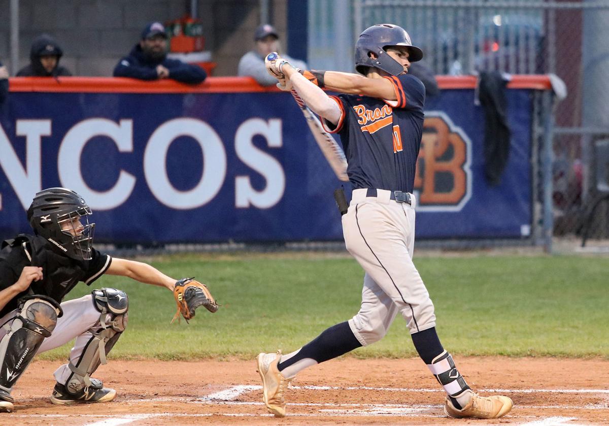Baseball: Apache Junction vs. Poston Butte 2/27/20