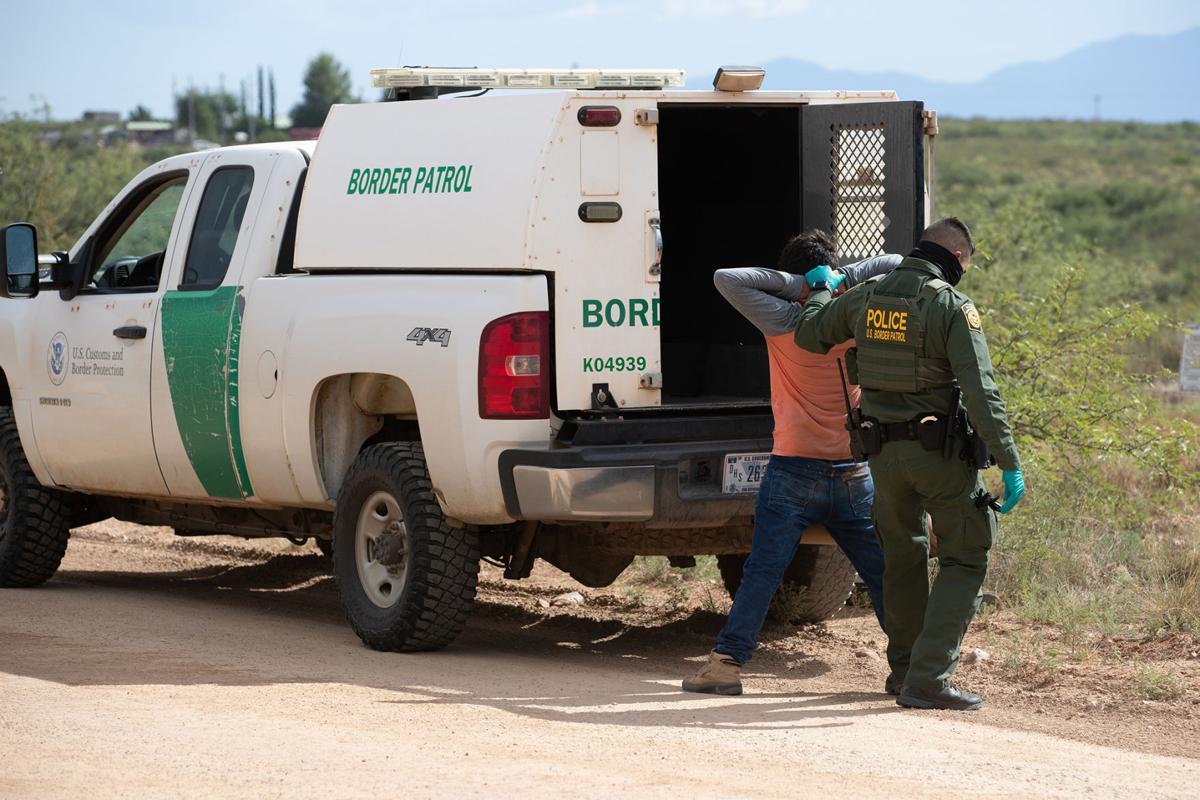 Border Blame