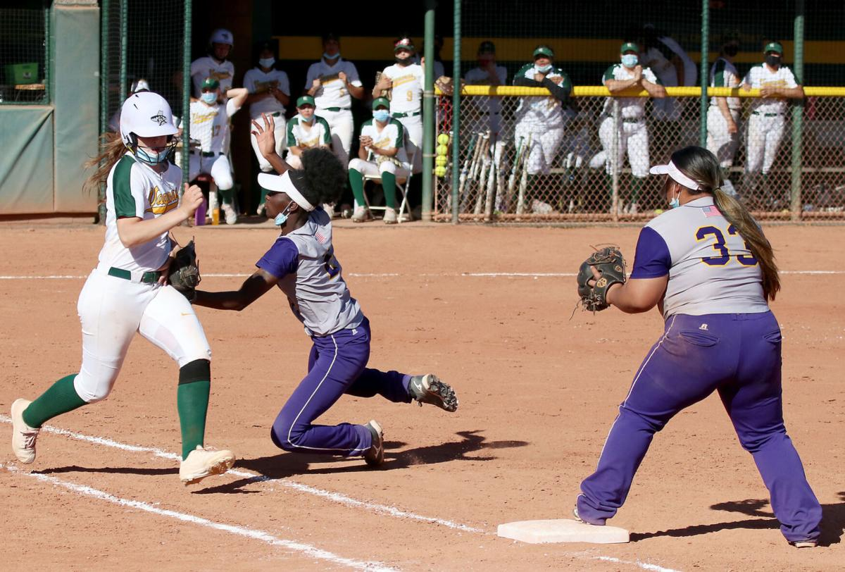 Softball: Central Arizona vs. Eastern Arizona 2/20/21