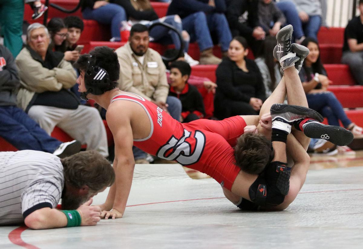 Santa Cruz wrestling 2020