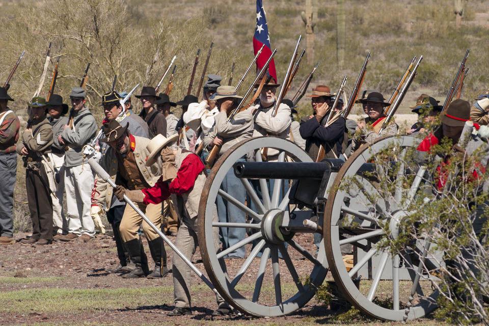 Picacho Civil War