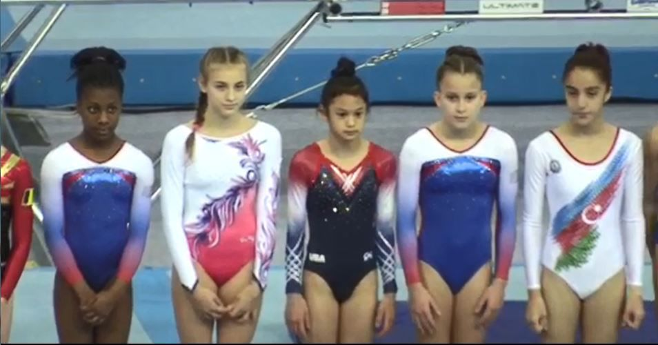 8th-grade gymnast from San Tan is 4th in the world | Sports
