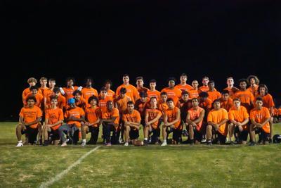 Poston Butte football team