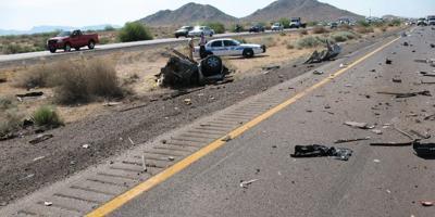 Fatal I-10 Crash
