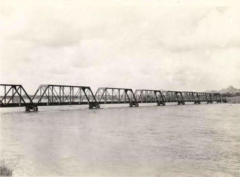 Tempe Bridge 1912