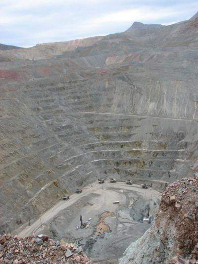 Ray Copper Mine