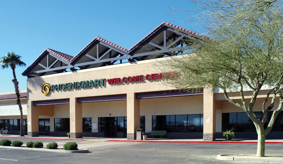 Phoenixmart owner seeks zone change for citygate complex for Casa outlet