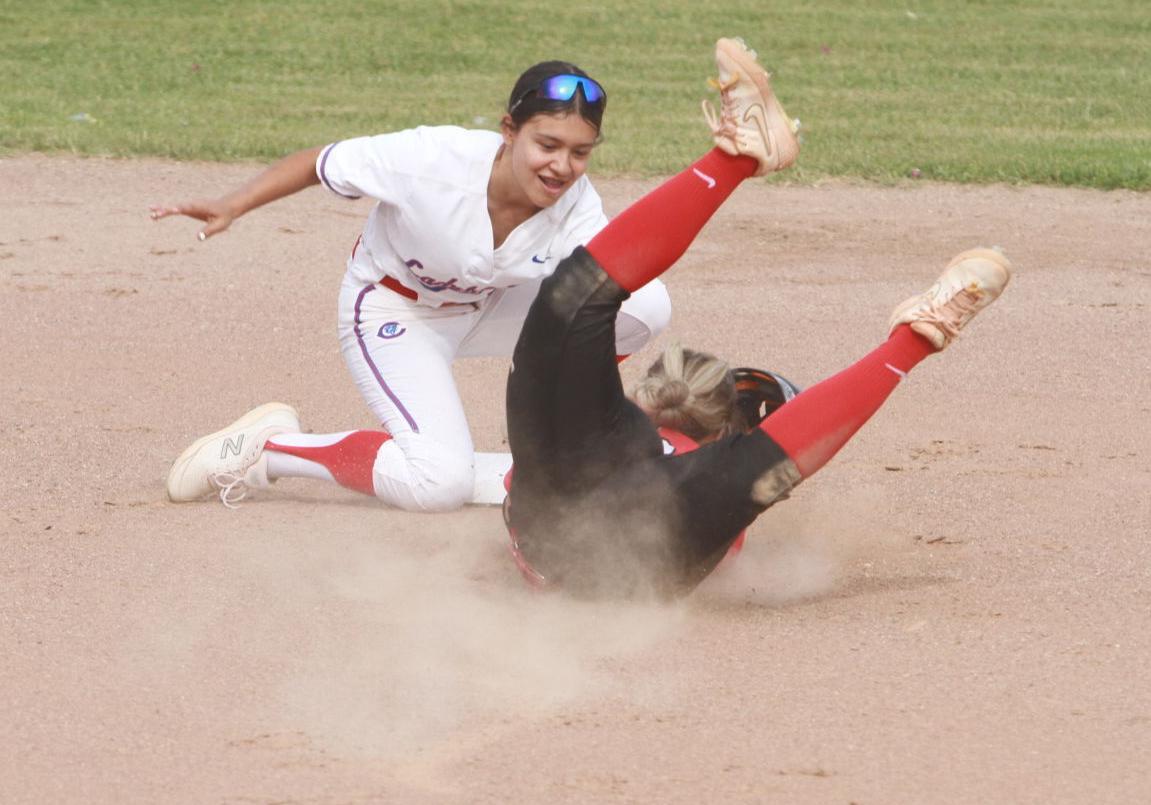 Coolidge Florence softball