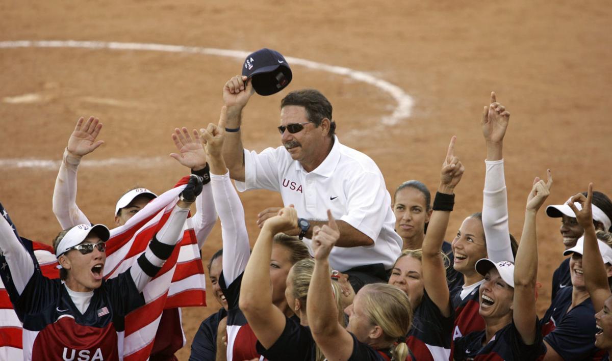 Mike Candrea Team USA