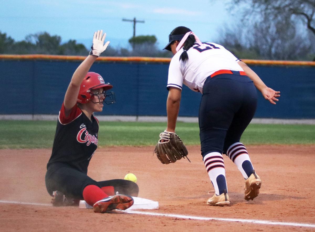Softball: Poston Butte vs. Combs 2/28/20