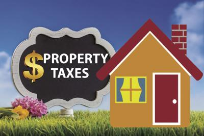 Property tax logo