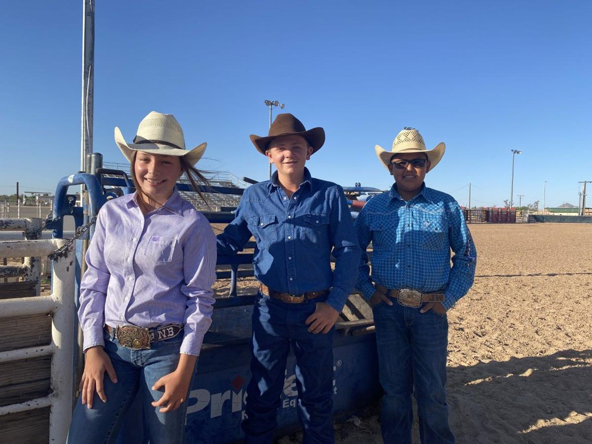 Rodeo finalists