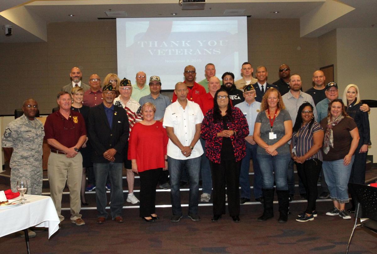 Maricopa veterans breakfast