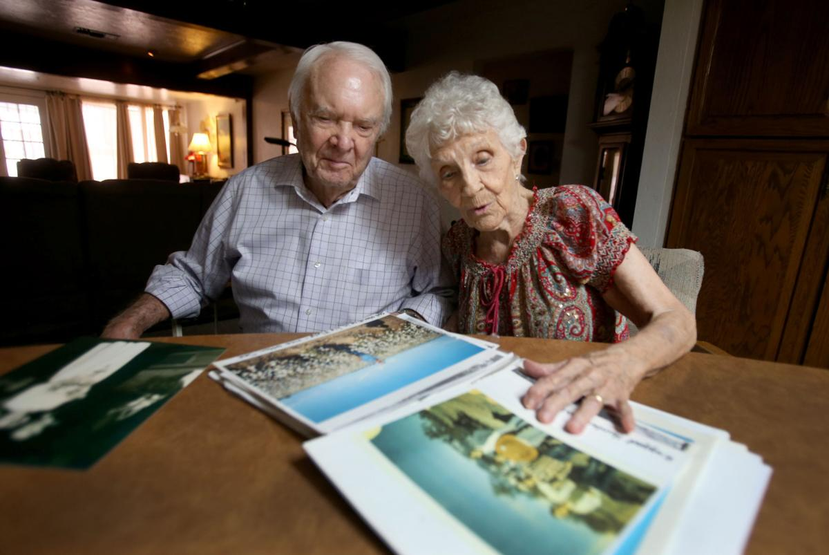 75 years married