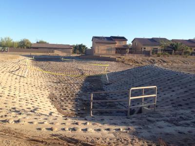 Johnson Utilities sewage overflow