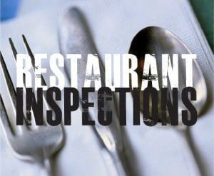 Restaurant Inspections Logo