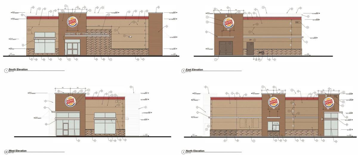 Burger King Coolidge Designs