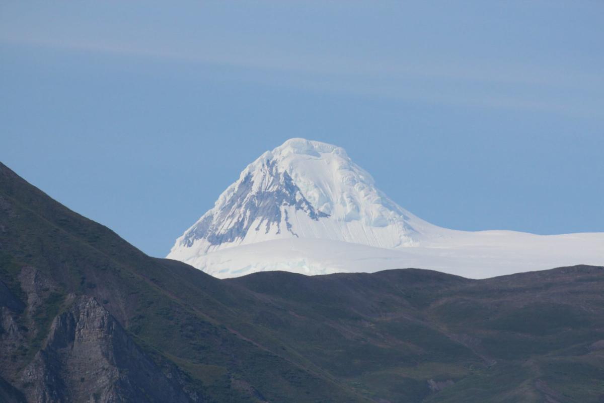 Wrangell-St. Elais mountain