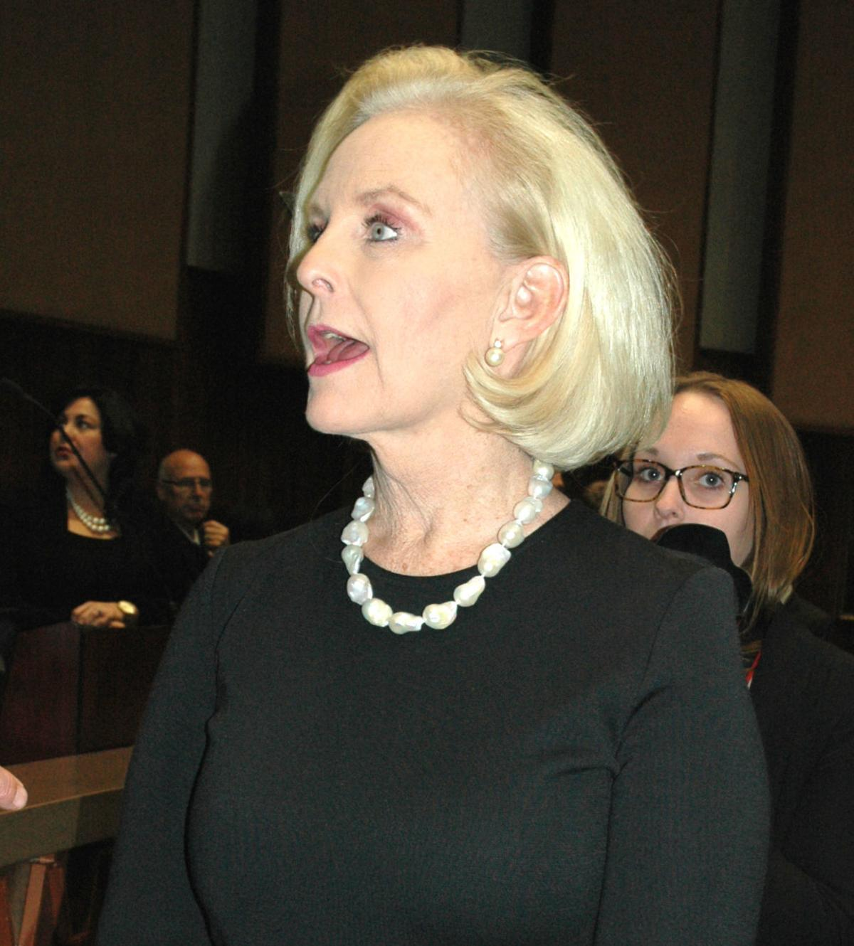 Cindy Hensley Mccain: Bennett Makes Funding Pitch Saying Cindy McCain Shouldn't