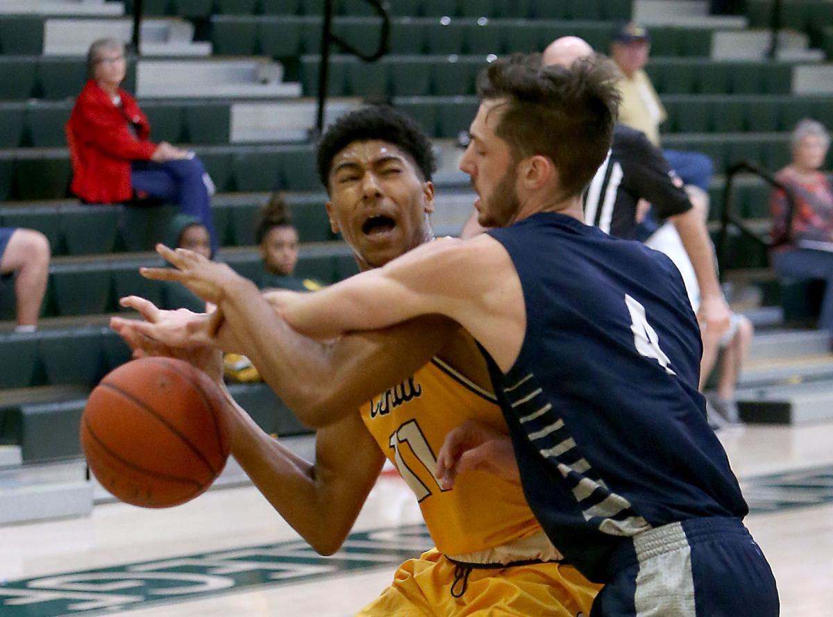 Central vs. Pima men's basketball