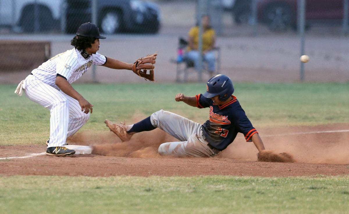 Vista Grande vs. Poston Butte baseball 4/26/21