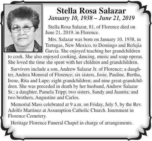 Stella Rosa Salazar