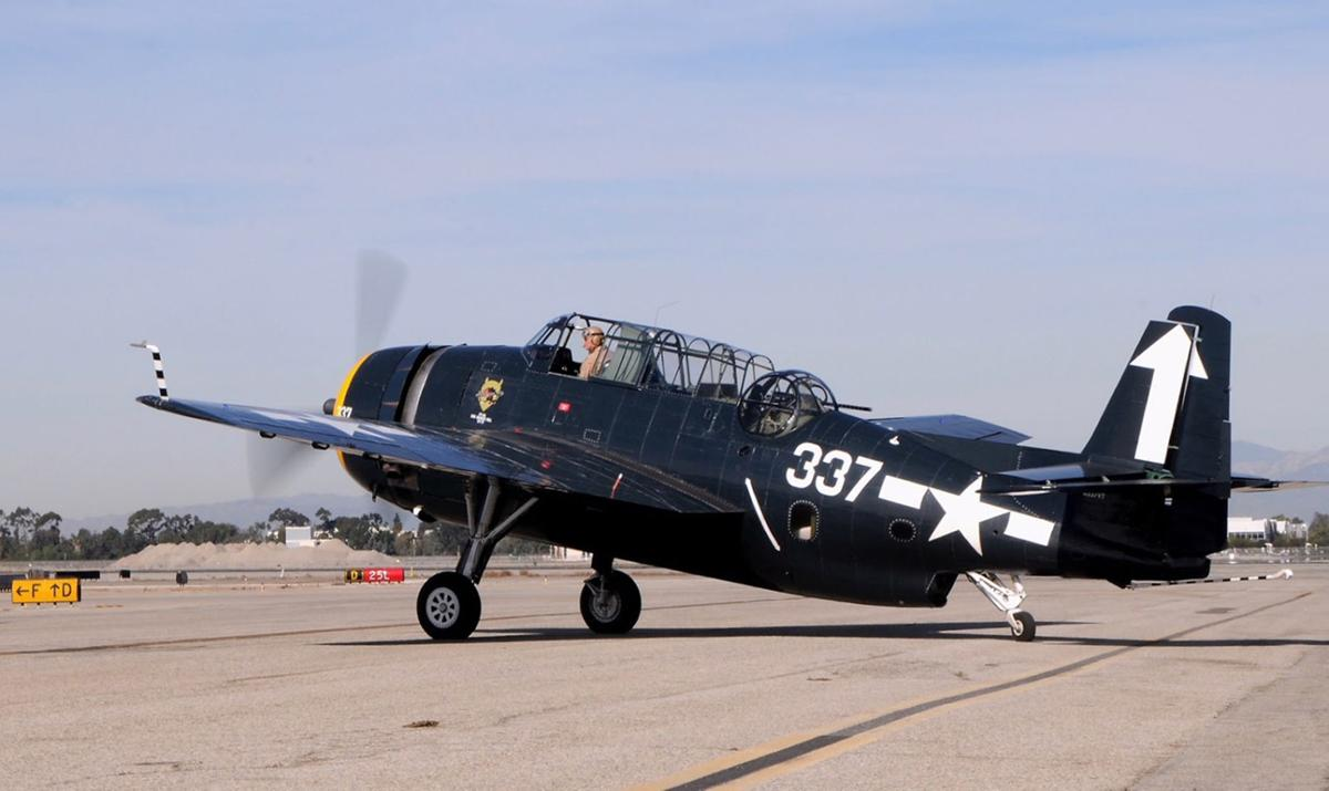 Reward offered for a vintage WWII plane that crashed in Arizona