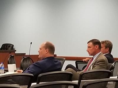 Johnson Utilities ACC hearing