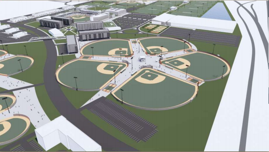 Grinders Sports Complex