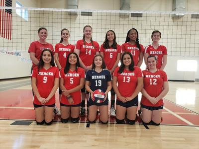 Heritage Academy Maricopa volleyball